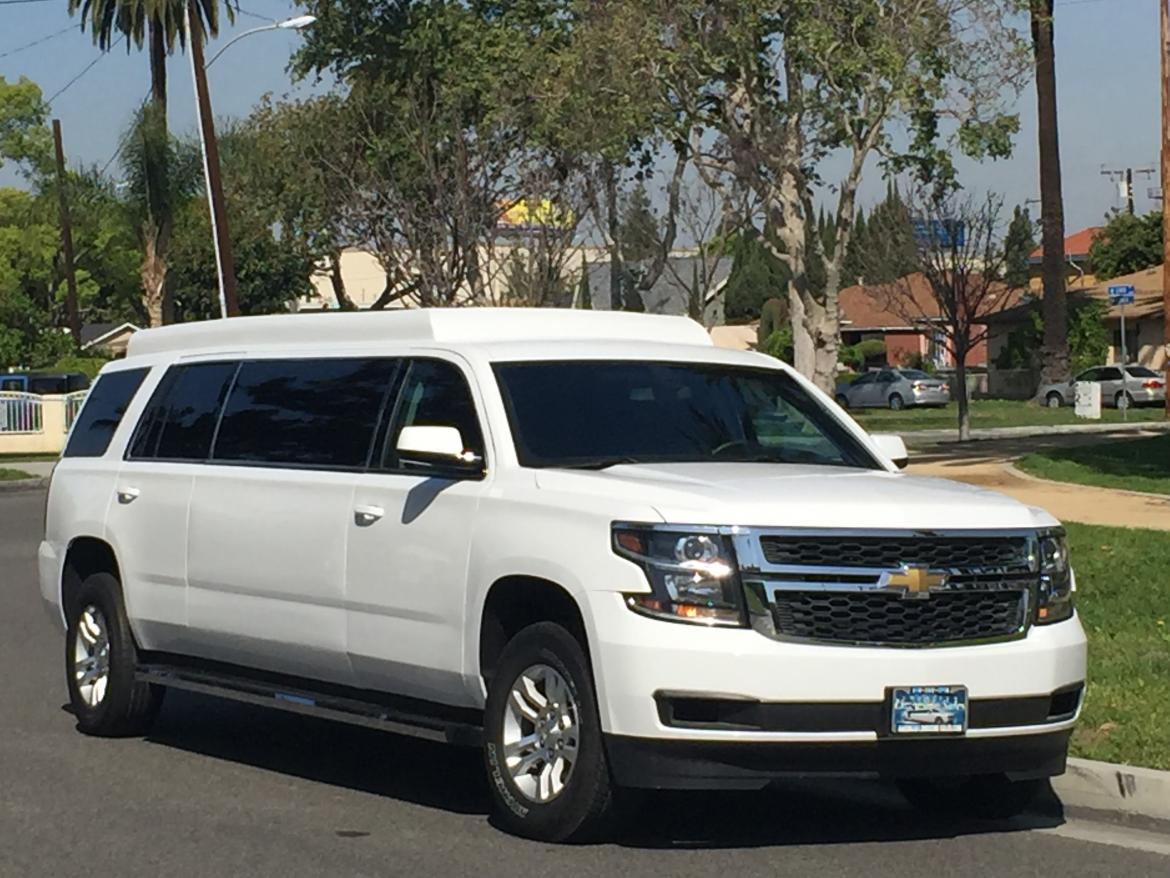 used 2015 chevrolet tahoe for sale ws 10249 we sell limos. Black Bedroom Furniture Sets. Home Design Ideas