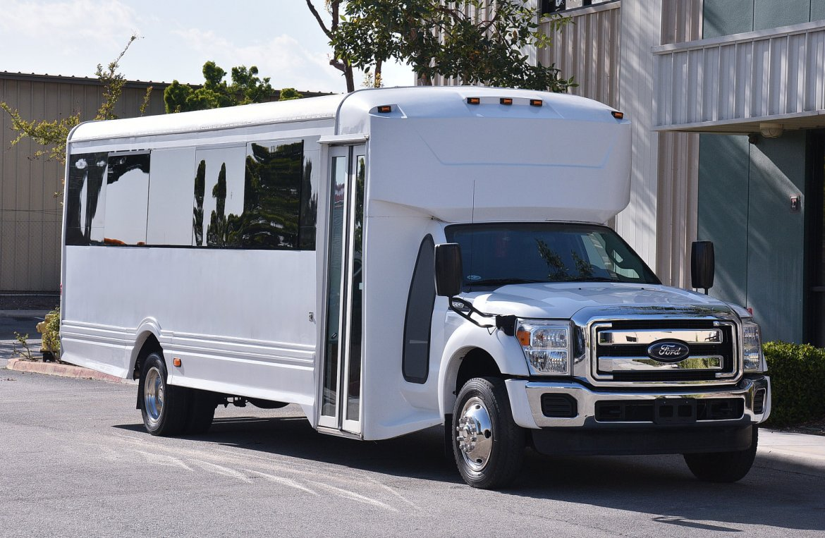 Limo Bus for sale: 2013 Ford F-550 by LGE