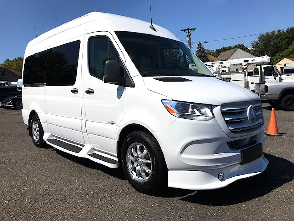 "Sprinter for sale: 2019 Mercedes-Benz 144"" - 2500 20"" by Midwest Auto Design"