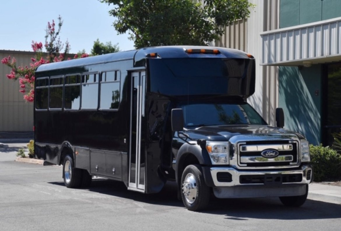 Limo Bus for sale: 2011 Ford F-550 by Glaval