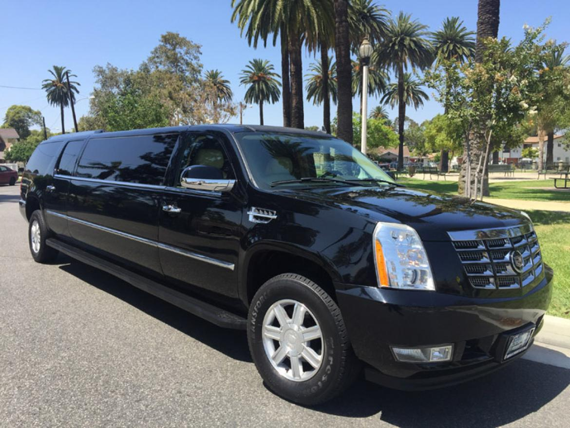 Used 2007 Cadillac Escalade for sale #WS-10258 | We Sell Limos