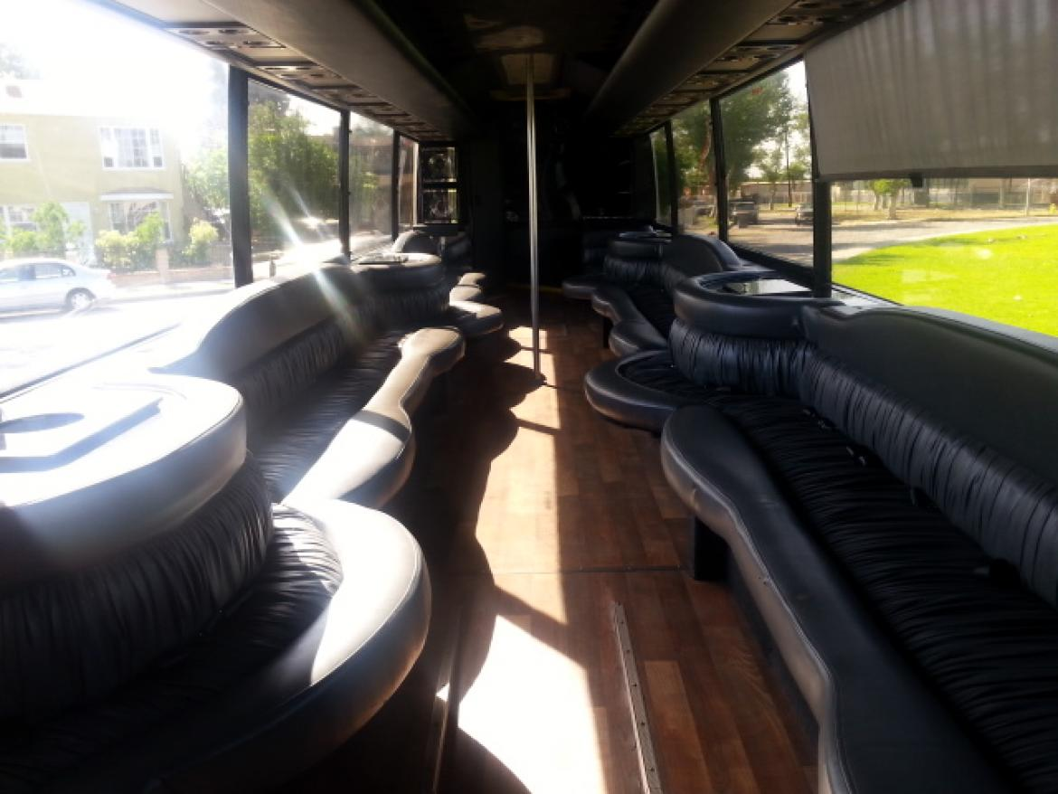 Limo Bus for sale: 1995 Vanhool Party Bus