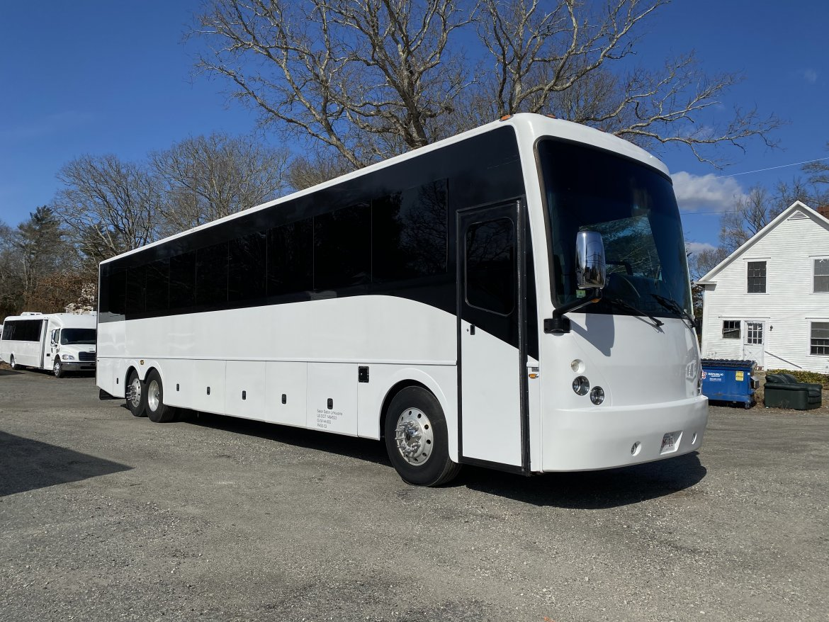 "Limo Bus for sale: 2013 Freightliner Coach 45"" by CT Coach"