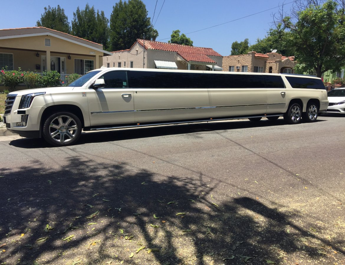 Limo For Sale >> 2015 Cadillac Escalade