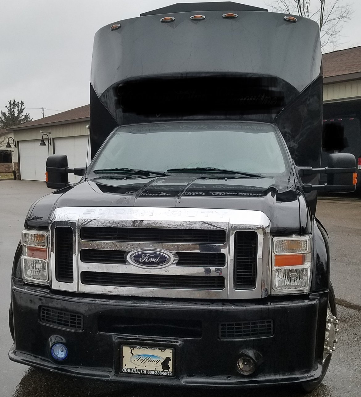 Limo Bus for sale: 2010 Ford F-550 by Tiffany