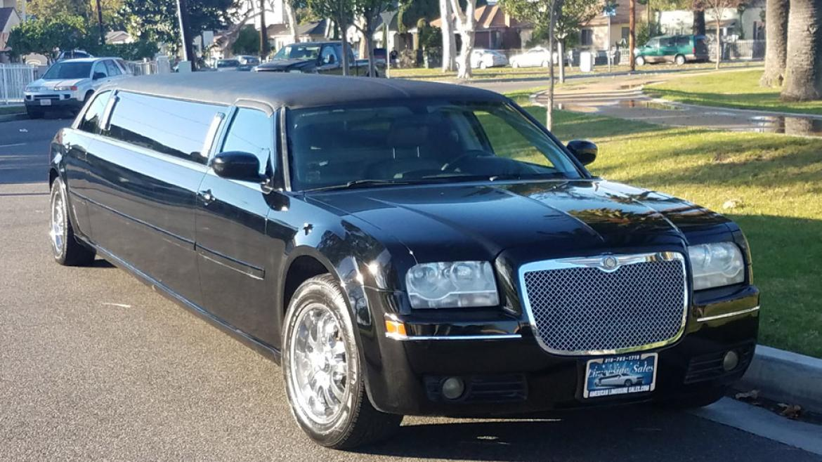 Used 2007 Chrysler 300 For Sale Ws 10274 We Sell Limos