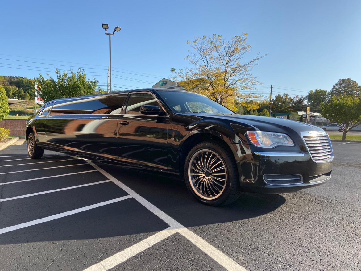 "Limousine for sale: 2011 Chrysler 300 140"" by Tiffany"