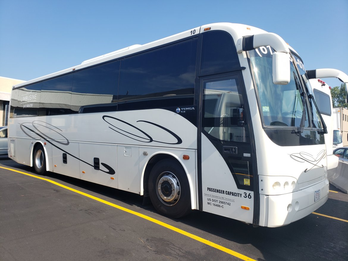 Motorcoach for sale: 2010 Temsa TS 35 420""