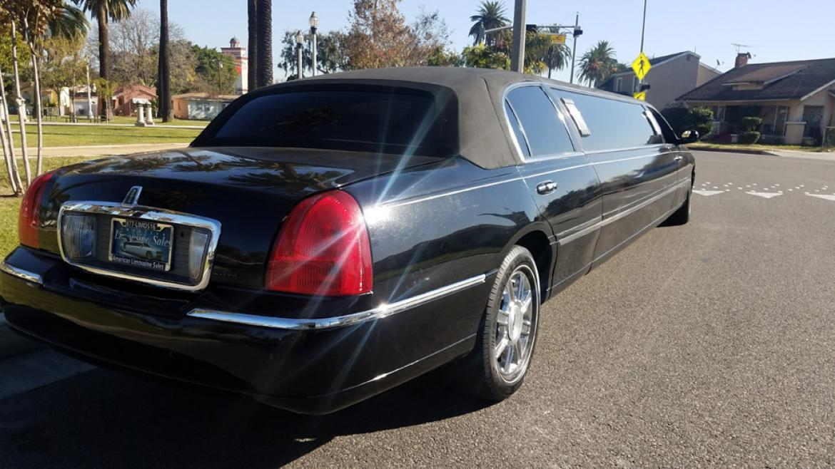 used 2008 lincoln town car for sale ws 10278 we sell limos. Black Bedroom Furniture Sets. Home Design Ideas