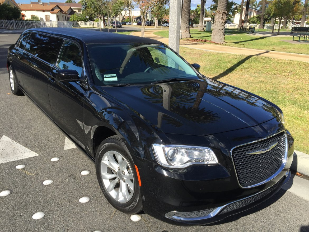 "Limousine for sale: 2015 Chrysler 300 70"" by AMERICAN LIMOUSINE SALES"