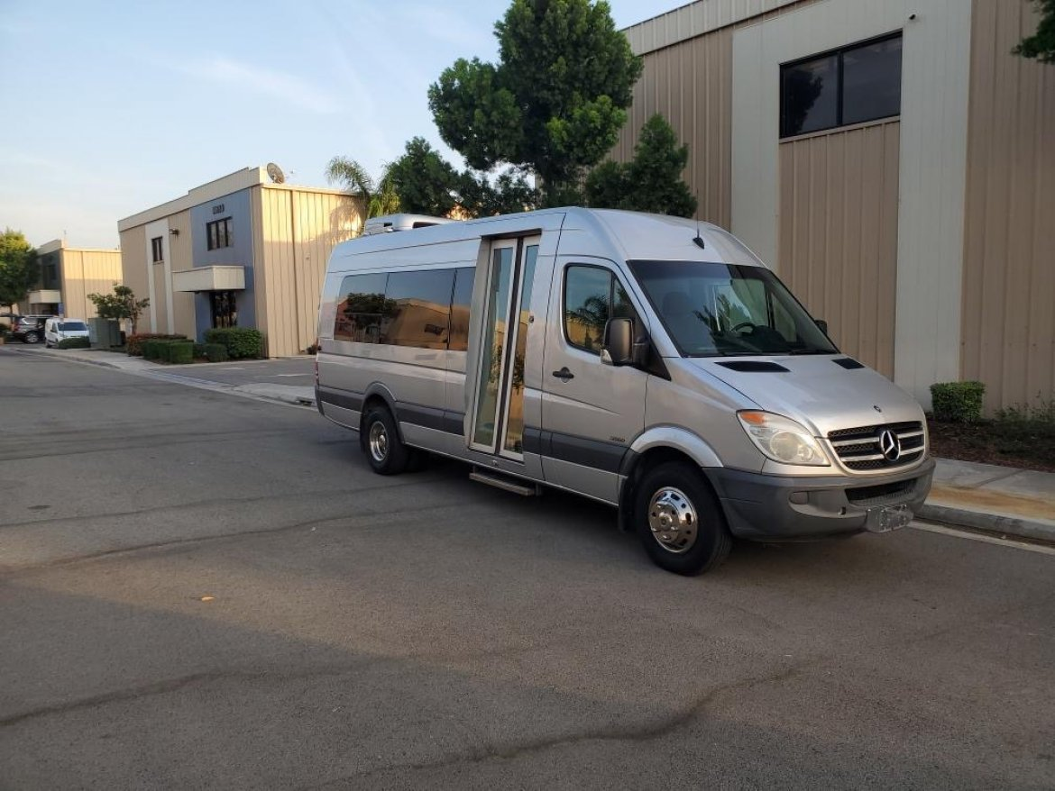 Sprinter for sale: 2012 Mercedes-Benz Sprinter 3500 by Meridian