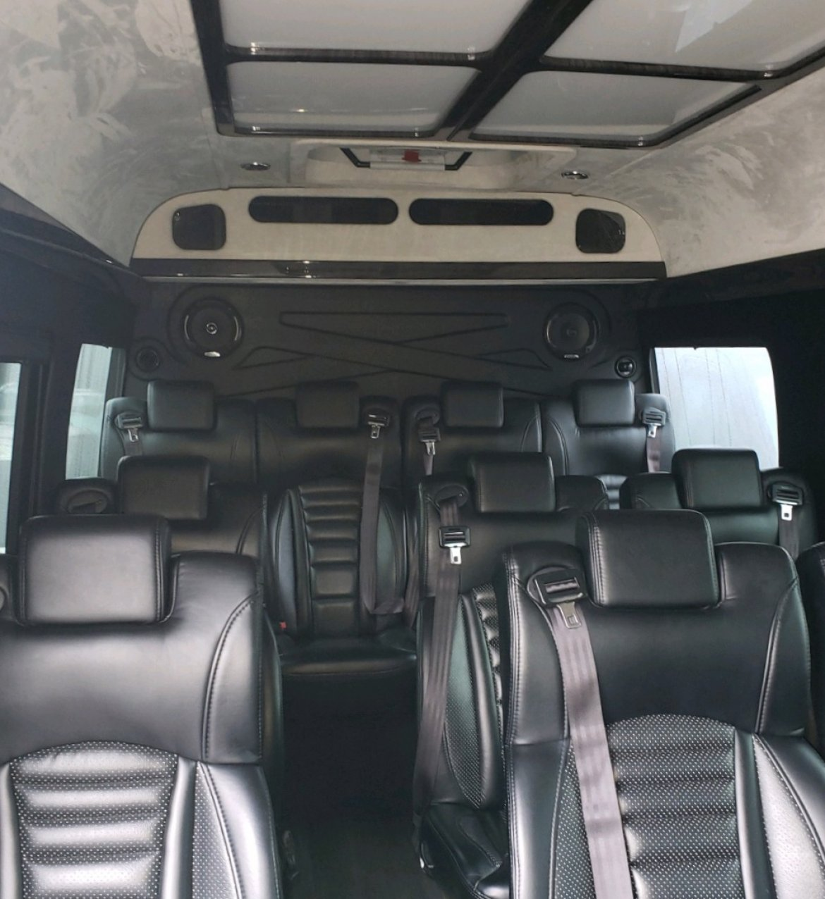 "Sprinter for sale: 2016 Mercedes-Benz 2016 Mercedes Benz  model 3500 long wheelbase 170 170"" by First class Executive Shuttle Coach Builders of the year"