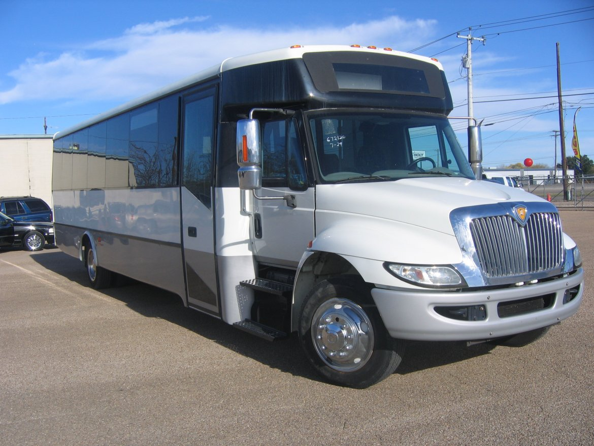 Limo Bus for sale: 2012 International International Champion by National Bus