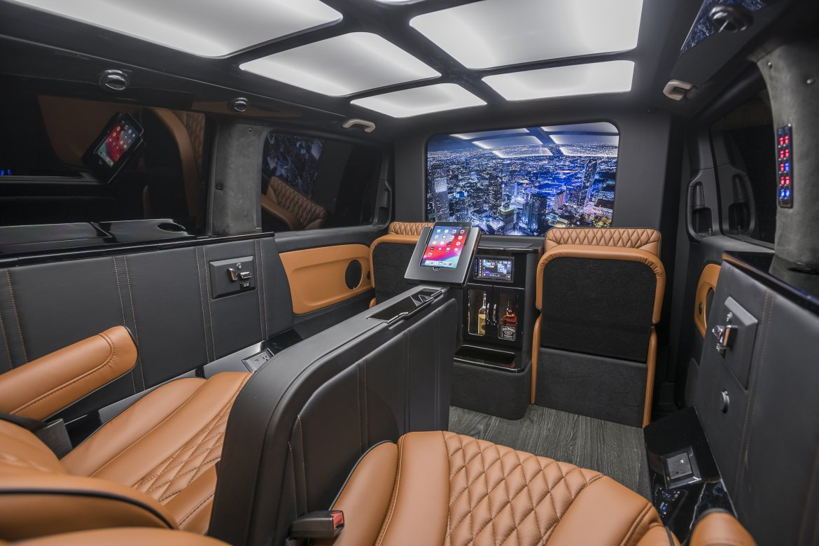 Sprinter for sale: 2019 Mercedes-Benz Metris by First Class Customs, Inc.