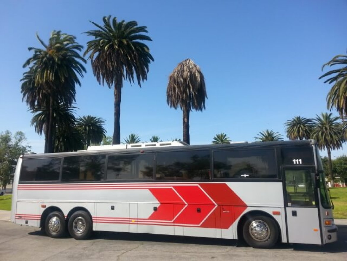Limo Bus for sale: 1995 Van Hool T2145