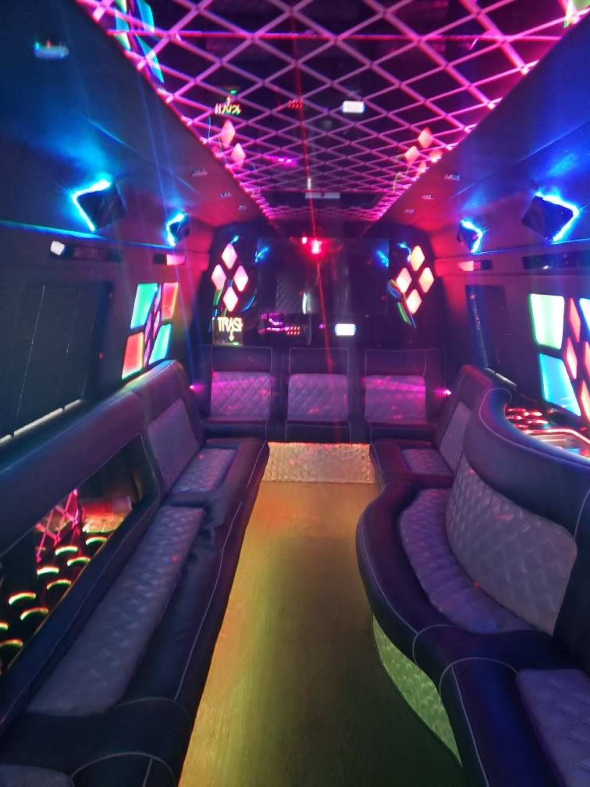 "Limo Bus for sale: 2017 Ford E450 27"" by Elkhart Custom Design"
