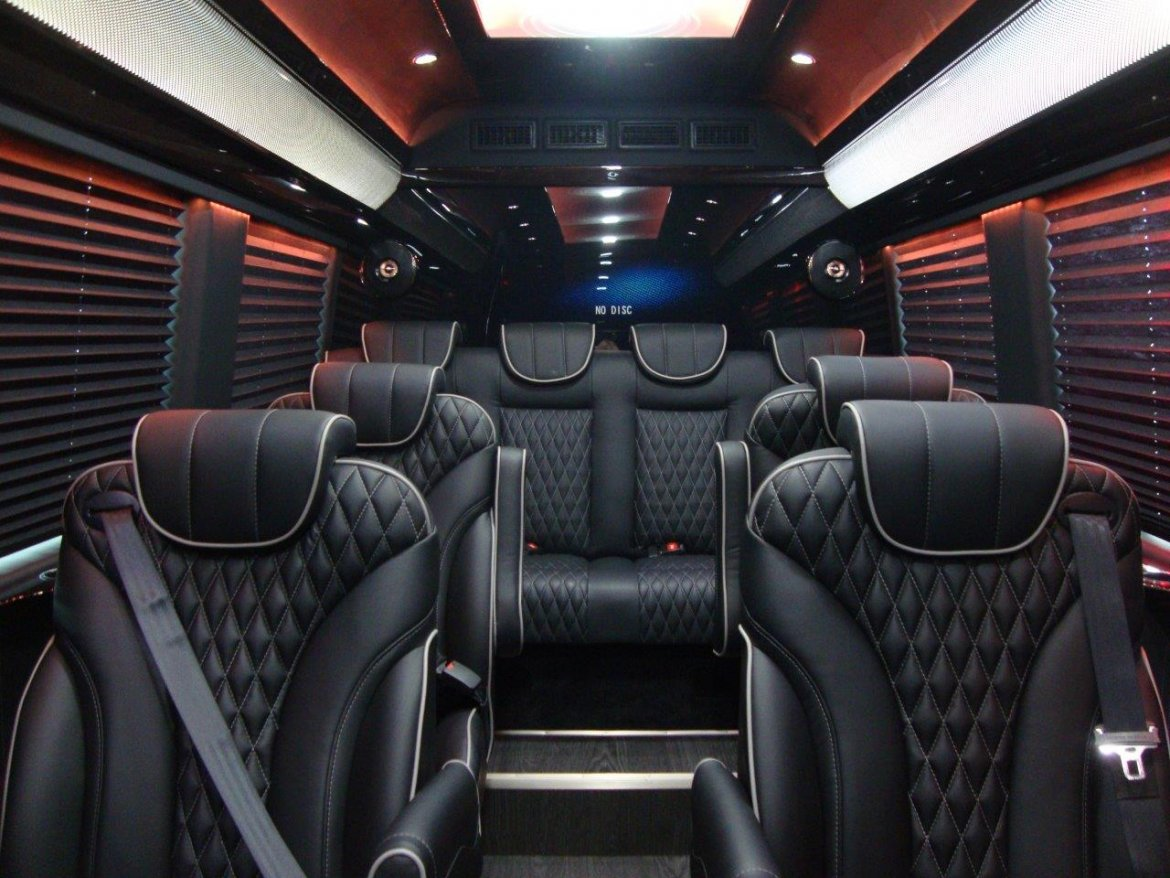 Used 2018 Mercedes-Benz Sprinter CEO Diplomat for sale #WS ...