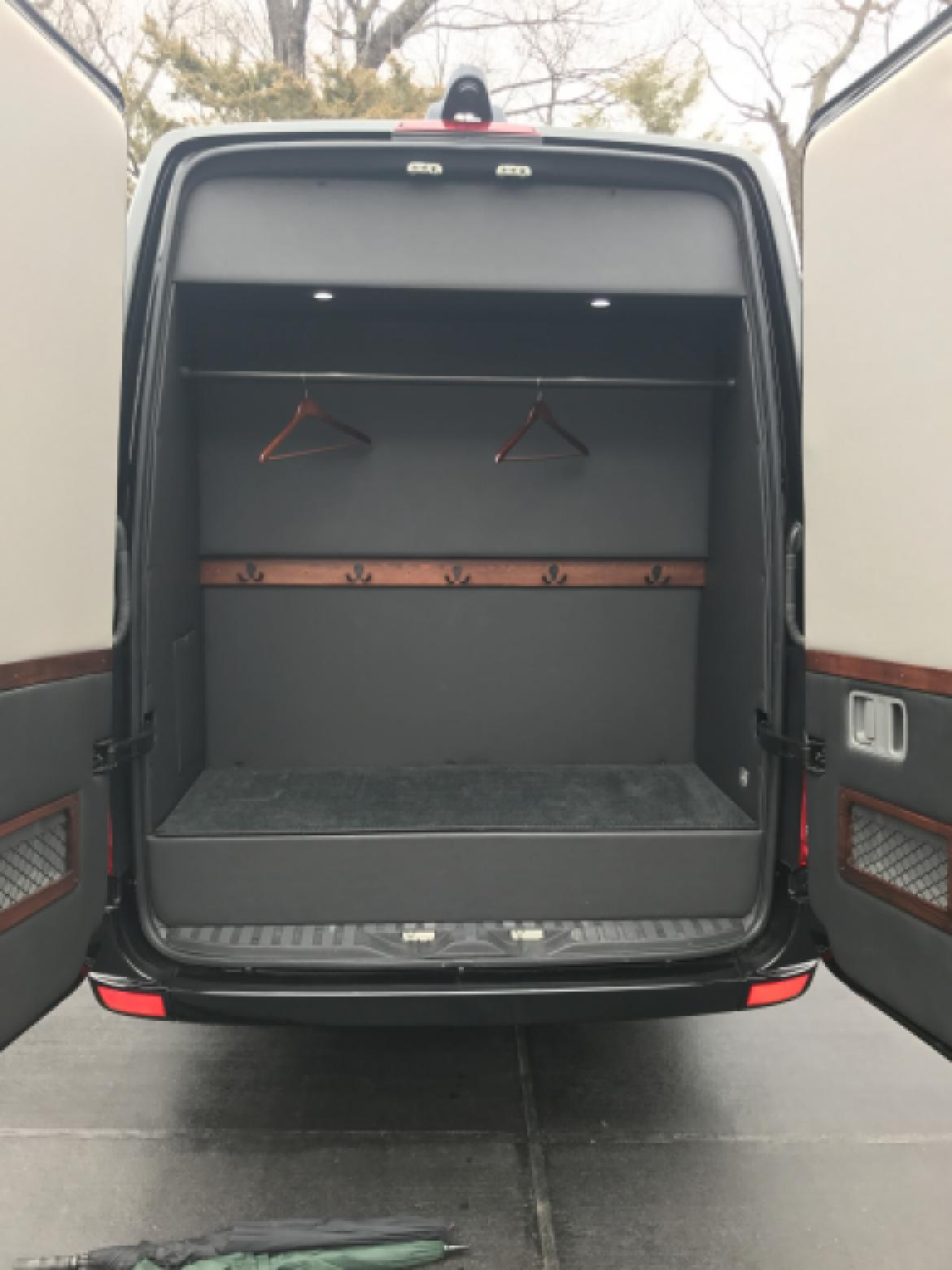Photo of Sprinter for sale: 2014 Mercedes-Benz Sprinter 2500 by McSweeney Designs