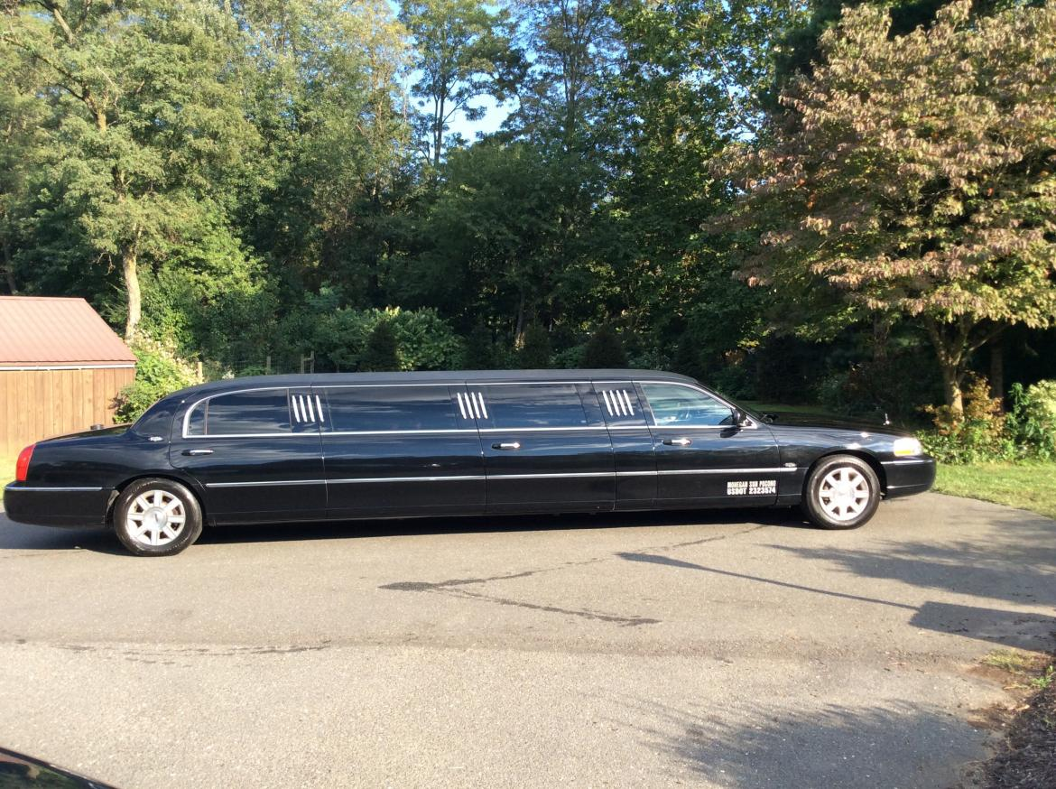 Limousine For 2007 Lincoln Town Car 120