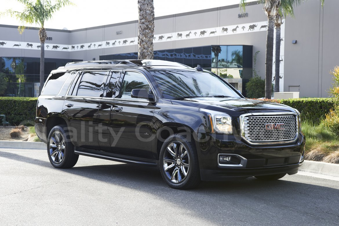 CEO SUV Mobile Office for sale: 2016 GMC Denali by Quality Coachworks
