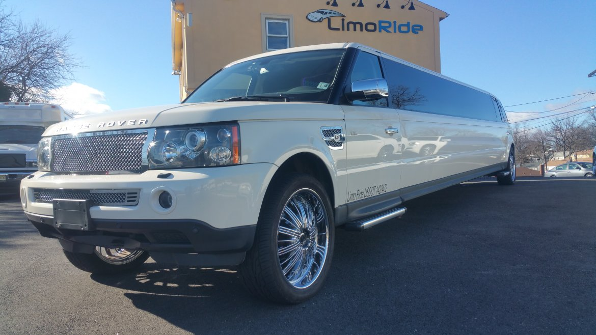 SUV Stretch for sale: 2009 Land Rover Range Rover Sport