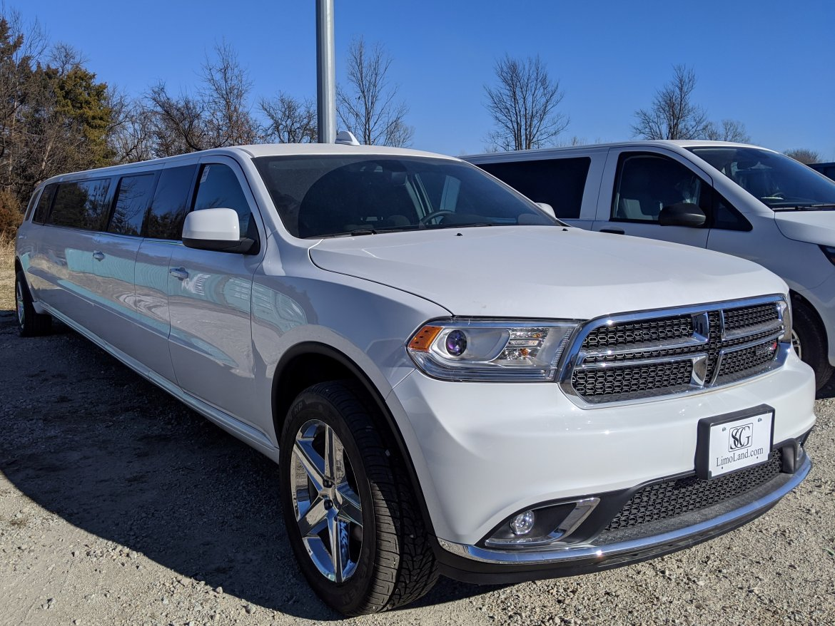 "SUV Stretch for sale: 2019 Dodge Citadel 165"" by Springfield Coach"