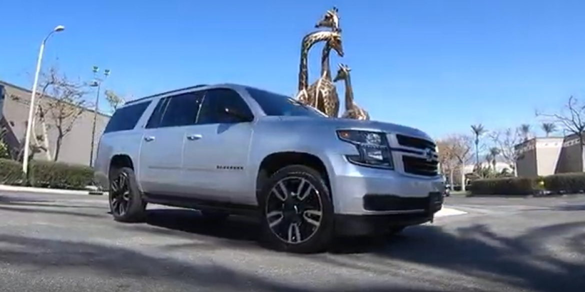 CEO SUV Mobile Office for sale: 2019 Chevrolet Suburban by Quality Coachworks