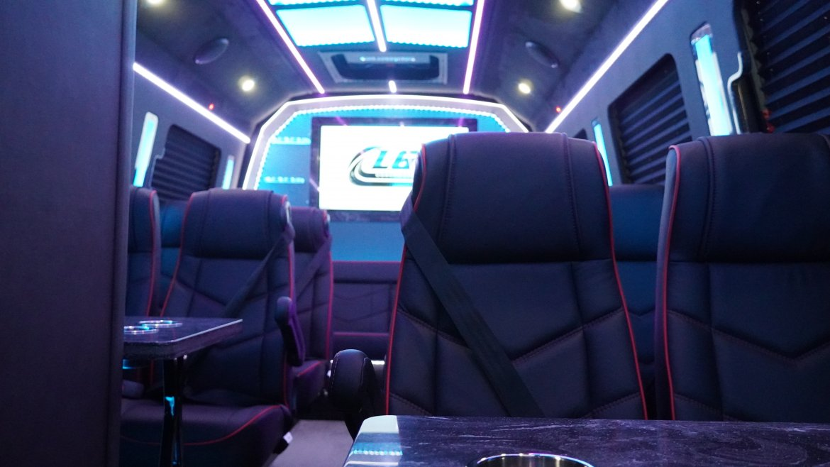 Luxury Coach for sale: 2019 Ford E-450 by LGE Coachworks
