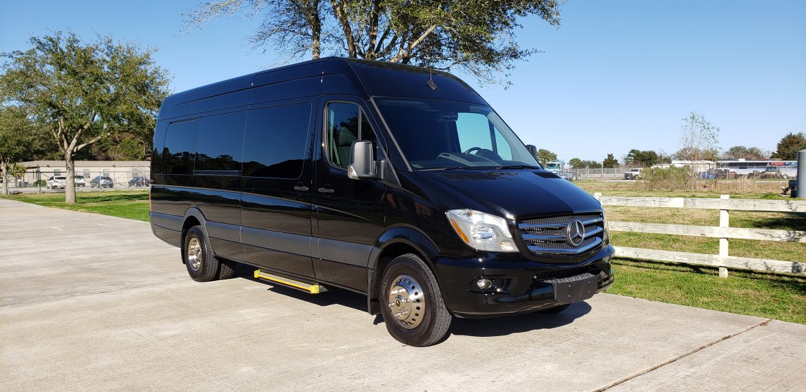 "Van for sale: 2017 Mercedes-Benz Sprinter 3500 170"" EXT 170"" by Springfield"