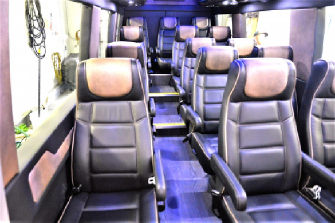 """Photo of Sprinter for sale: 2017 Mercedes-Benz 3500 2458"""" by McSweeney"""