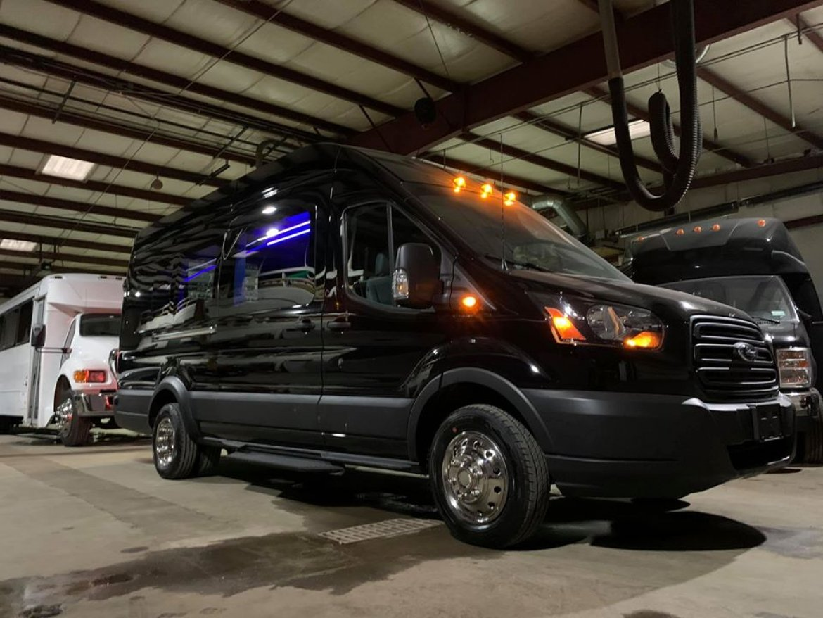 Limo Bus for sale: 2019 Ford Transit by Global Motor Coach