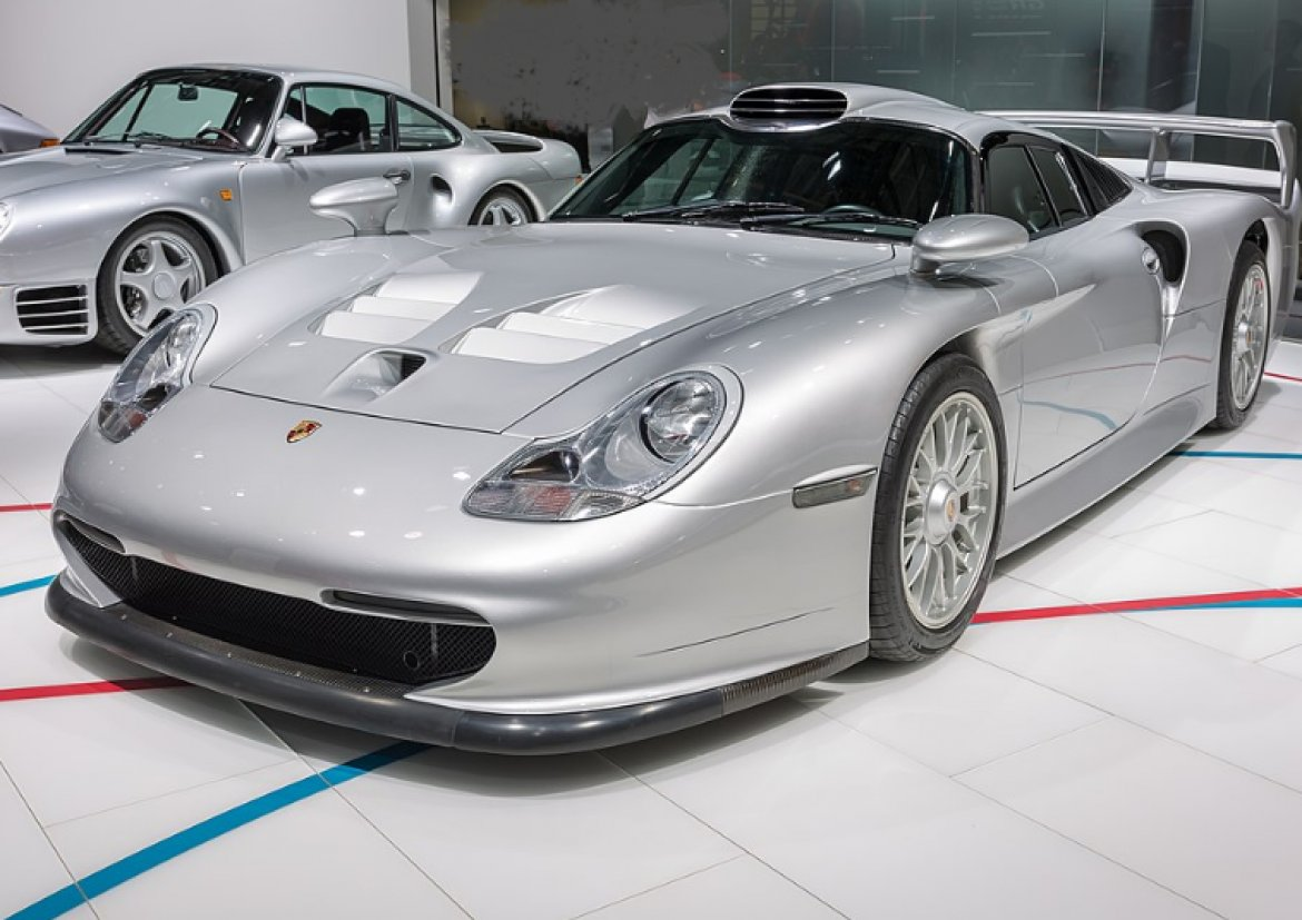 Exotic for sale: 1989 Porsche 911 GT1 by Porsche