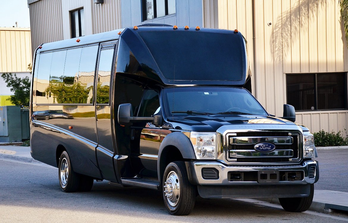 Limo Bus for sale: 2015 Ford E-450 by Grech Motors