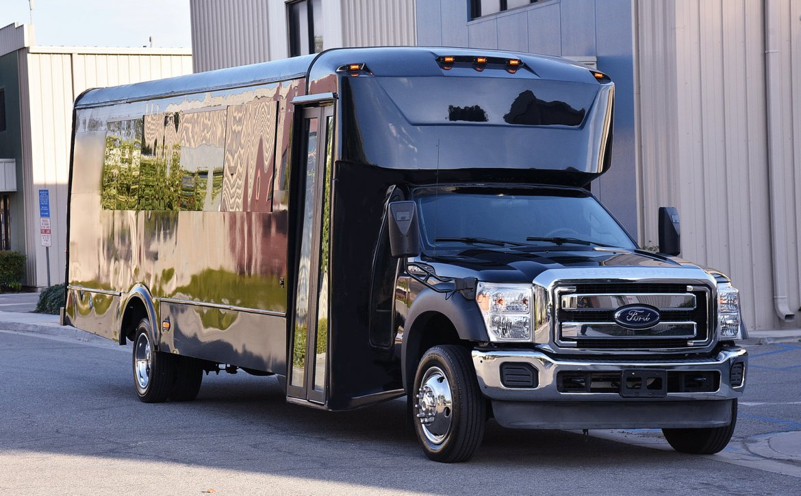 Limo Bus for sale: 2012 Ford F-550 by LGE