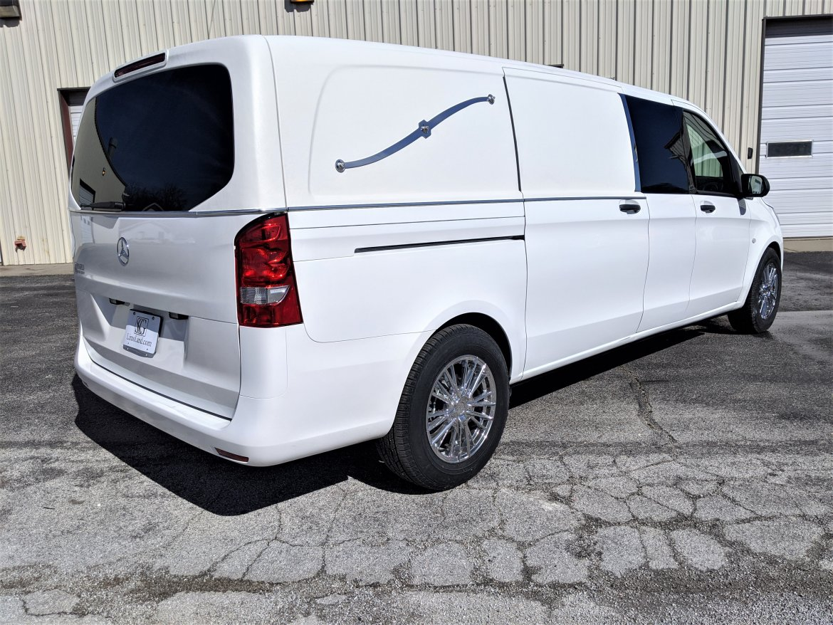 "Funeral for sale: 2019 Mercedes-Benz V-Class 26"" by Springfield Coach"