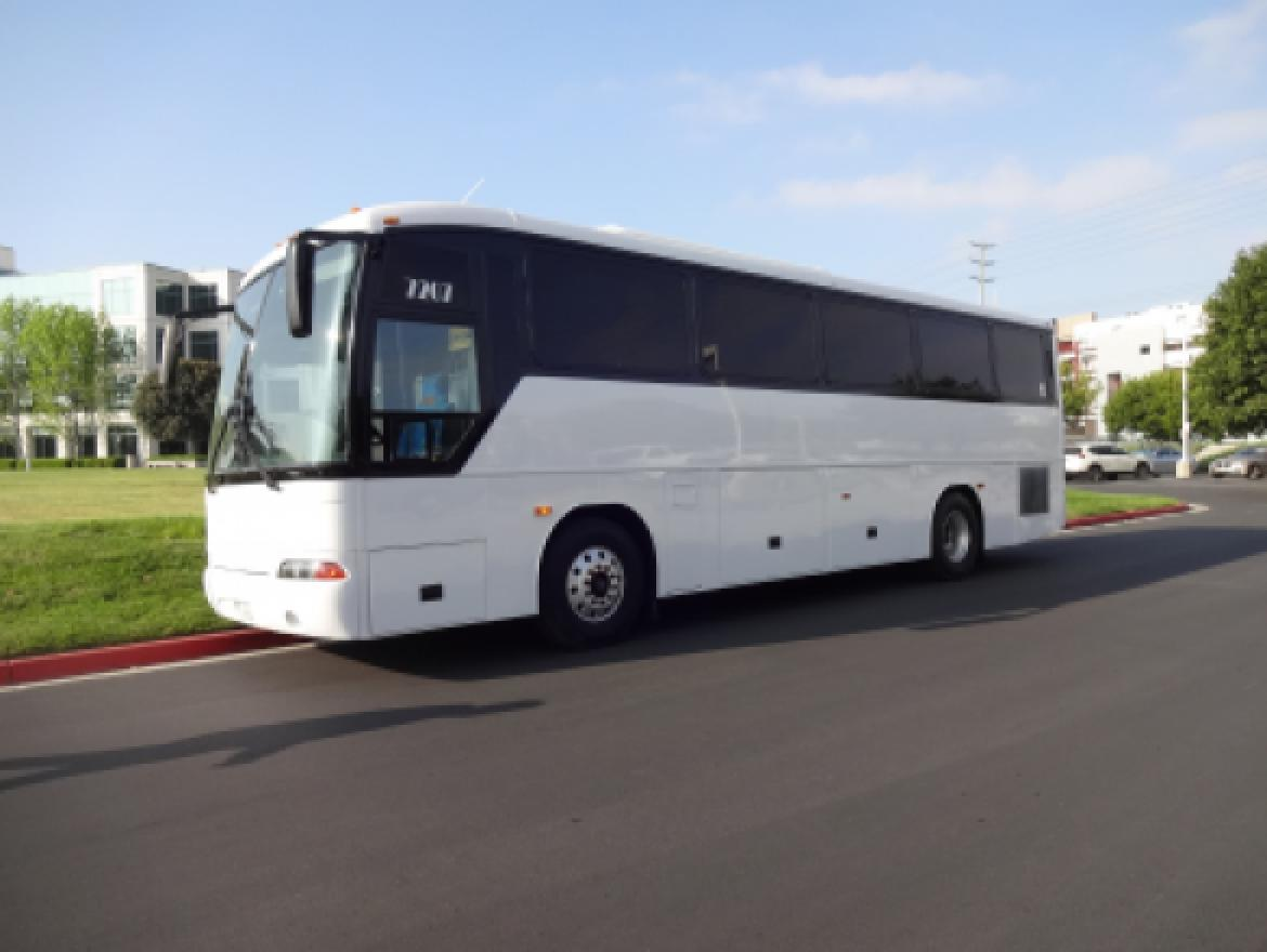 "Motorcoach for sale: 2001 MCI 35 Foot Luxury Limousine Coach 35 Passenger 35"" by Interior by CT Coachworks"