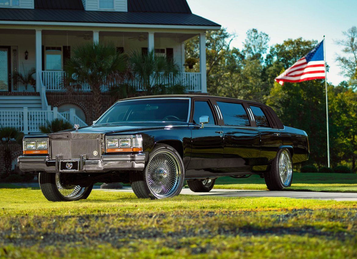 Exotic for sale: 1987 Cadillac Custom Limo