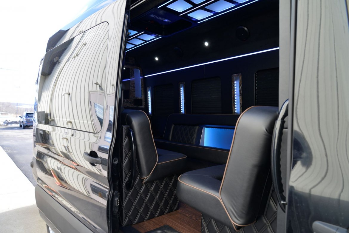 Limo Bus for sale: 2020 Ford Transit by LGE Coachworks