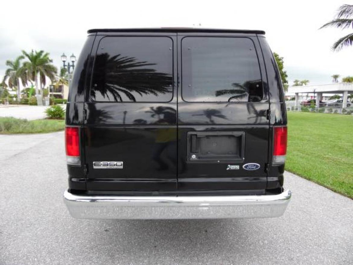 Photo Of Van For Sale 2012 Ford E350 XLT