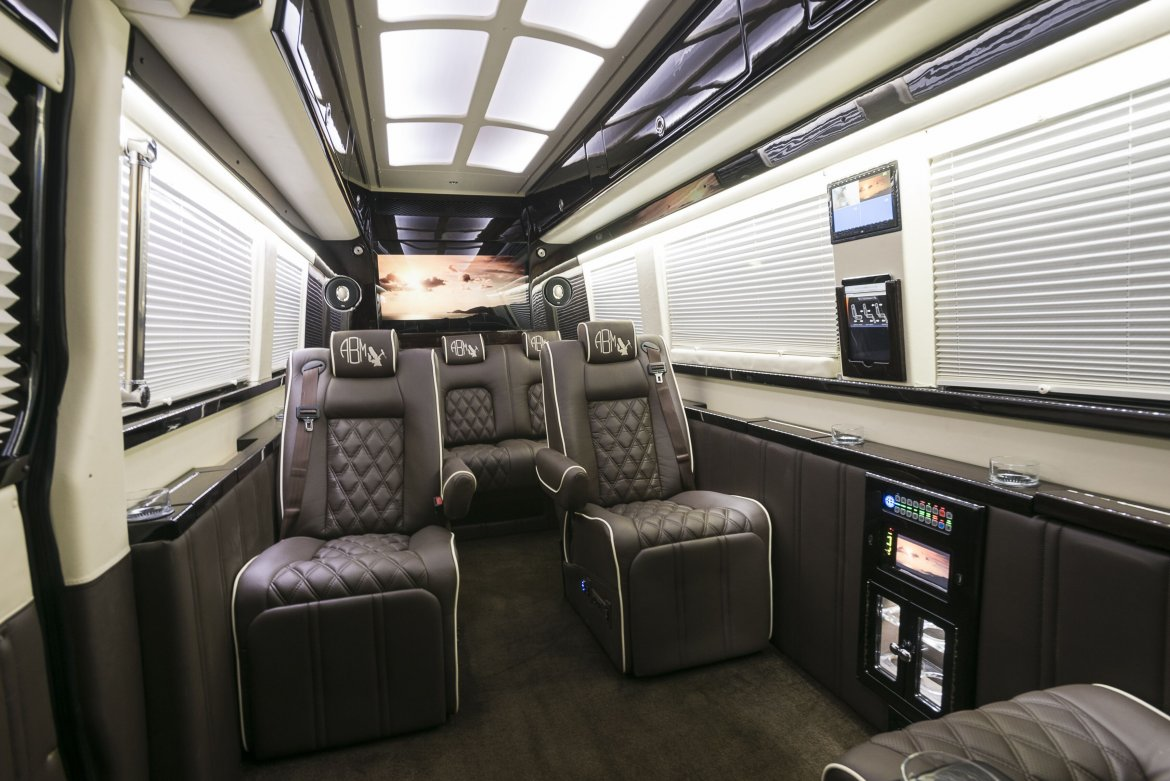 "Sprinter for sale: 2019 Mercedes-Benz Sprinter 3500 Extended High Top 26"" by Executive Coach Builders,Inc."