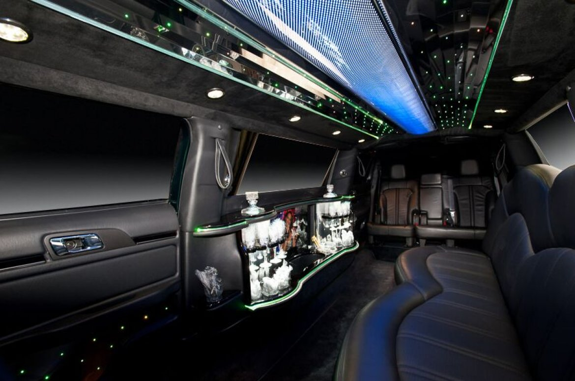 "Limousine for sale: 2019 Lincoln 120"" MKT 120"" by Executive Coach Builders,Inc."