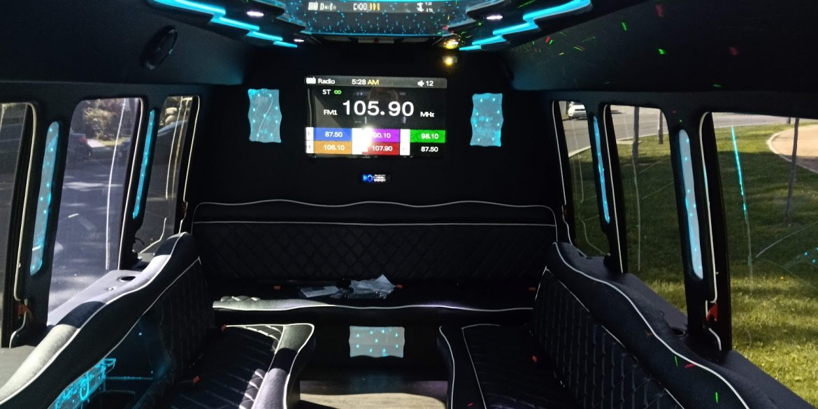 Limo Bus for sale: 2012 Ford e450 by federal
