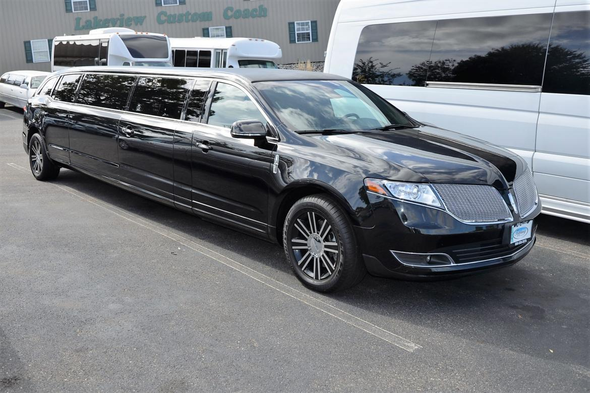 "... Tiffany Coach 120"" Lincoln MKT Limousine by Tiffany Coach for sale"