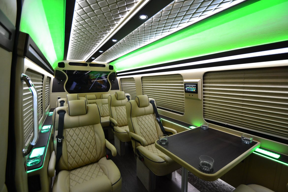 "Sprinter for sale: 2019 Mercedes-Benz Executive Class 170"" by First Class Customs, Inc."