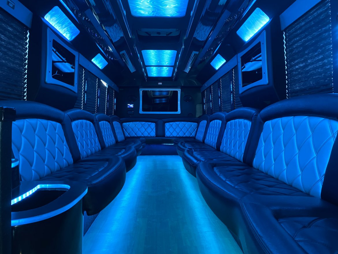 Limo Bus for sale: 2014 Ford F550 by Tiffany