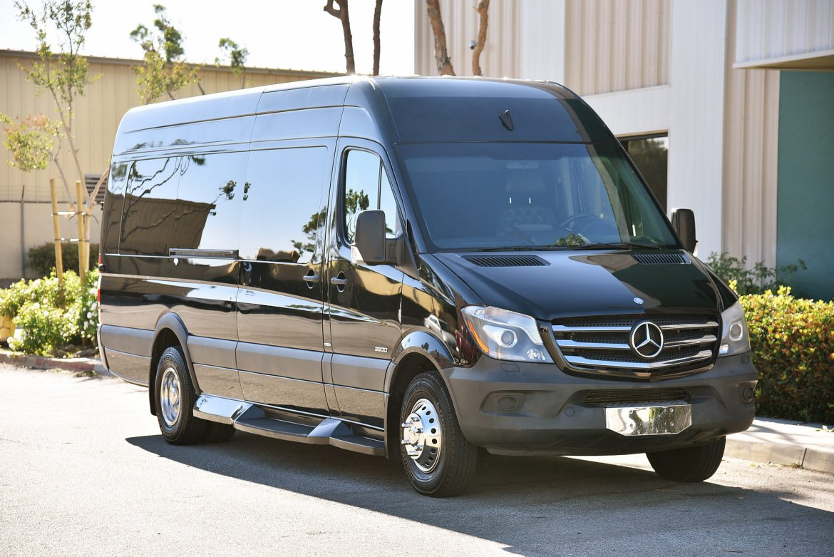 Sprinter for sale: 2014 Mercedes-Benz Sprinter 3500 by Battista Customs