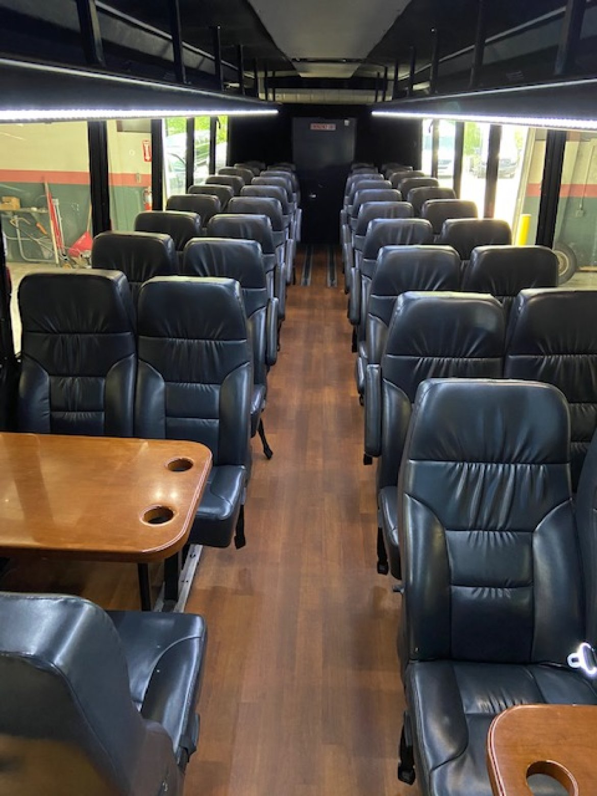 "Shuttle Bus for sale: 2013 Freightliner Luxury Shuttle Bus 42"" by Federal"