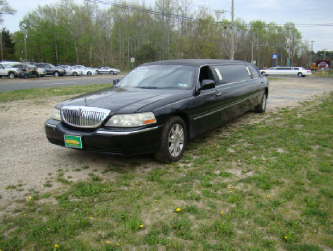 Used 2006 Lincoln Town Car Executive Limo For Sale Ws 10350 We