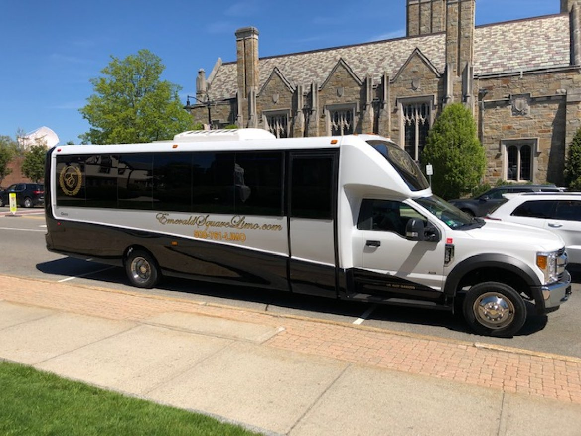 Limo Bus for sale: 2017 Ford F550 by Grech Motors