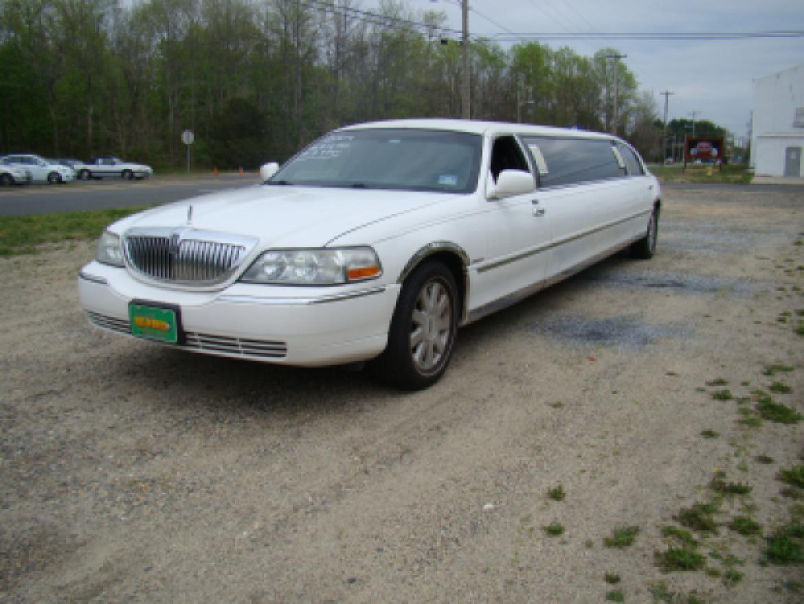 Used 2004 Lincoln Town Car Executive Limo For Sale Ws 10351 We